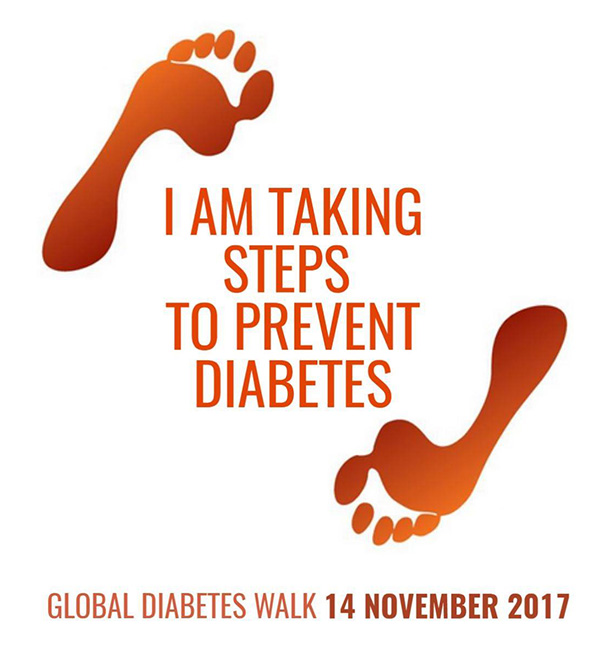 Graphic: I am taking steps to prevent diabetes
